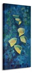 Obraz do sypialni - Yellow Flotilla