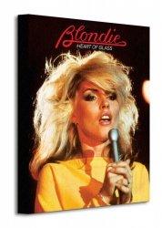 Blondie (Heart of Glass) - Obraz na płótnie