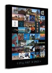 Pink Floyd (Anniversary) - Obraz na płótnie