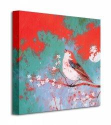 Bird Song - Obraz na płótnie