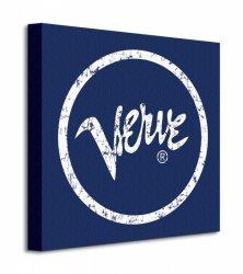 Verve (Logo) - Obraz na płótnie