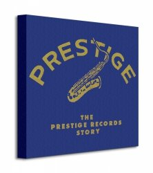Prestige (Logo) - Obraz na płótnie