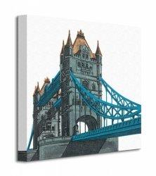 The Bridge - Obraz na płótnie