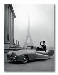 Obraz na ścianę - Time Life (France 1947) - 60x80