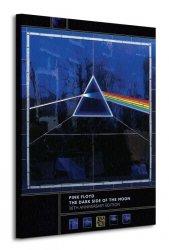 Pink Floyd (Dark Side Of The Moon, 30th Anniversary) - Obraz na płótnie