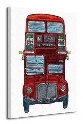 Routemaster - Obraz na płótnie