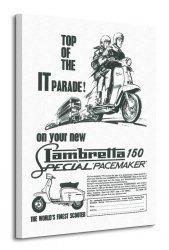 Lambretta (Top of the IT Parade) - Obraz na płótnie
