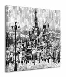 Obraz do salonu - Impression Russe - 85x85 cm