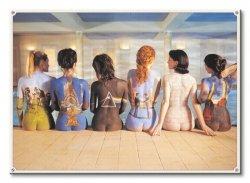 Obraz do salonu - Pink Floyd (Back Catalogue) - 120x85 cm