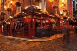 Dublin The Temple Bar - plakat