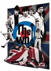 The Who - Flaga - reprodukcja z efektem 3d