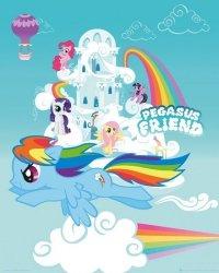 My Little Pony - Pegasus Friend - plakat