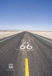 Fototapeta - Route 66 - Droga - 158x232 cm