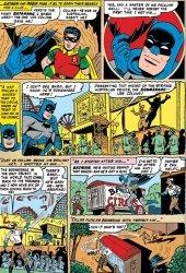 Fototapeta - Batman Komiks - 158x232 cm