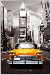 New York (taxi no 1) - obraz