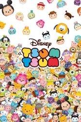 Disney Tsum Tsum (Pile up) - plakat