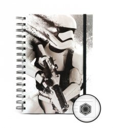 Star Wars 7 Stormtrooper - notes