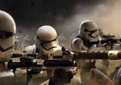 Fototapeta ścienna - Star Wars / Gwiezdne Wojny - 368x254cm