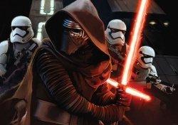 Fototapeta na ścianę - Star Wars 7 - 416x254 cm