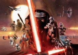Fototapeta do salonu - Star Wars 7 The Force Awakens - 416x254cm