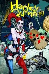 Harley Quinn (#1) - plakat