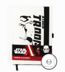 Star Wars 7 (Stormtrooper) - notes