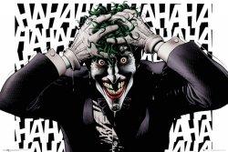 Plakat na ścianę - DC Comics Killing Joker