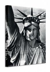Time Life (Statue of Liberty) - Obraz na płótnie