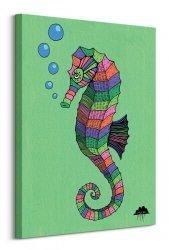 Mulga (Sarah the Magical Seahorse) - Obraz na płótnie