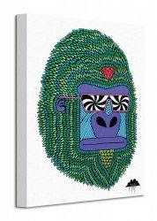 Mulga Herbert the Hypno Ape - Obraz na płótnie