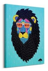 Mulga (Leroy the Lion) - Obraz na płótnie