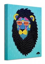 Mulga Leroy the Lion - Obraz na płótnie