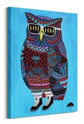 Mulga (Otis the Owl) - Obraz na płótnie