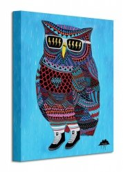 Mulga Otis the Owl - Obraz na płótnie