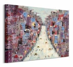 Obraz na ścianę - Downtown - 50x40 cm