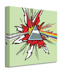 Pink Floyd (DSOTM Pop Art) - Obraz na płótnie