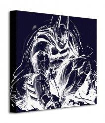 Batman Arkham Knight (Crouch) - Obraz na płótnie