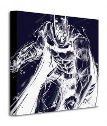 Batman Arkham Knight (Stance) - Obraz na płótnie