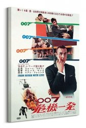 Nowoczesny obraz - James Bond (From Russia with Love Foreign Language)