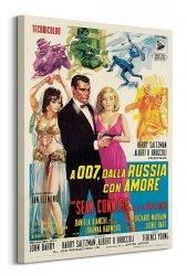 Obraz - James Bond (Dalla Russia Con Amore)