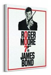 Obraz - James Bond (Roger Moore)