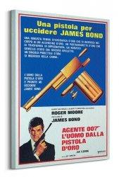 Obraz na ścianę - James Bond (Una Pistola Per Uccidere)