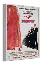 Obraz do sypialni - James Bond (Octopussy 13 times)