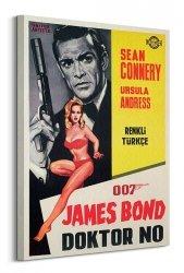 Obraz na ścianę - James Bond (Doktor No)
