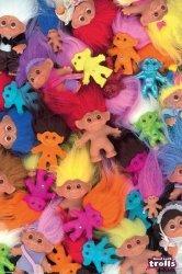Plakat - Trolls Dolls