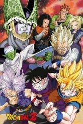 Plakat - Dragon Ball Z - Bohaterowie