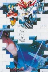Plakat na ścianę - Pink Floyd The Wall
