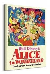 Obraz dla dzieci - Alicja w Krainie czarow (Tea Party)