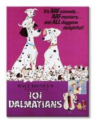 Obraz dla dzieci - 101 Dalmatyńczyków (Doggone Delightful) - 60x80 cm