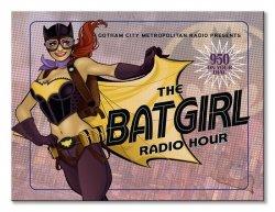 Obraz dla dzieci - Batgirl The Radio Hour - 80x60cm